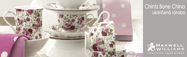 Chintz Bone China Maxwell and Williams